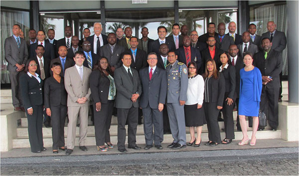 Police Detectives Attend International Training Course in ...